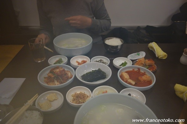 赤坂 韓国料理