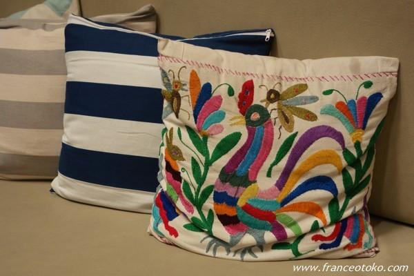 ペルー 刺繍
