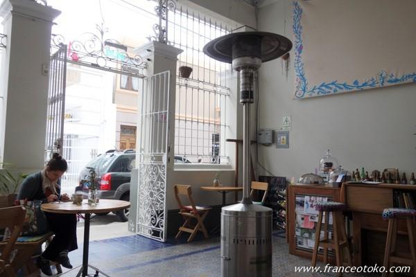 ペルー リマ カフェ
