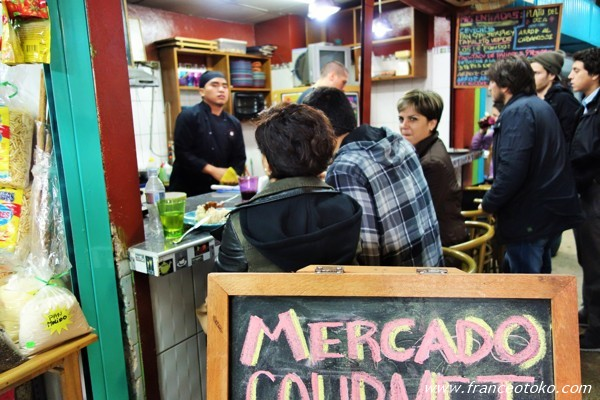 mercado gourmet