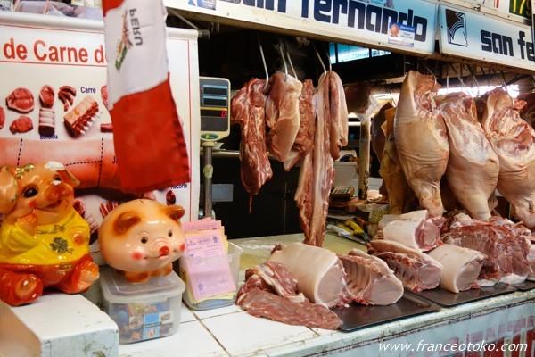 ペルー 肉