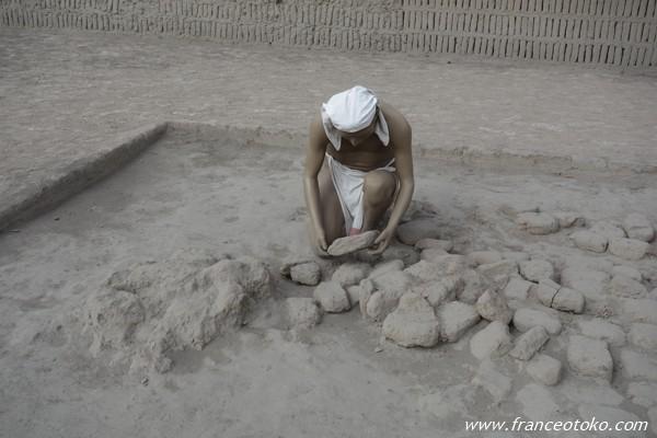 ペルー 遺跡