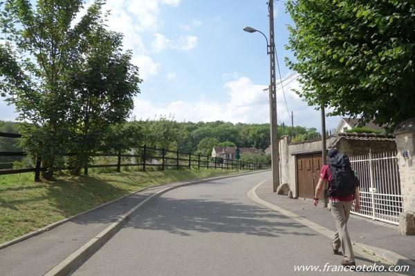 フランス パリ郊外