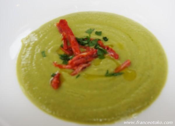 フランス料理 スープ