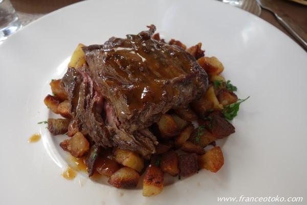 フランス料理 肉