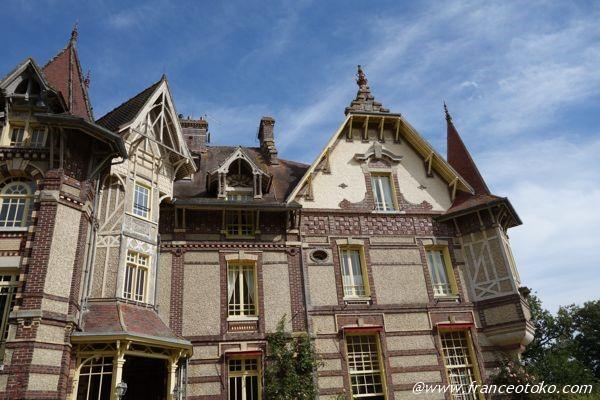 フランス お屋敷