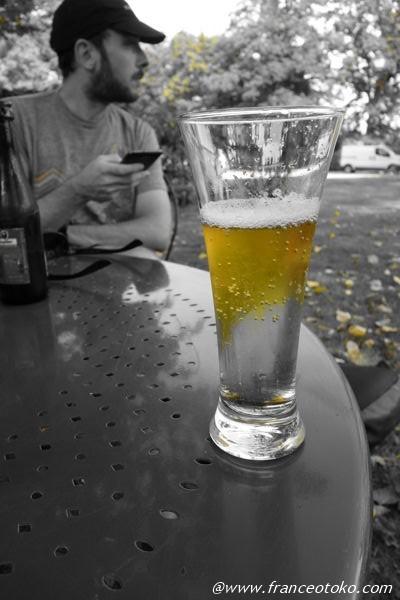 ビール フランス