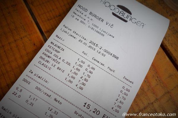 hood burger slovenia