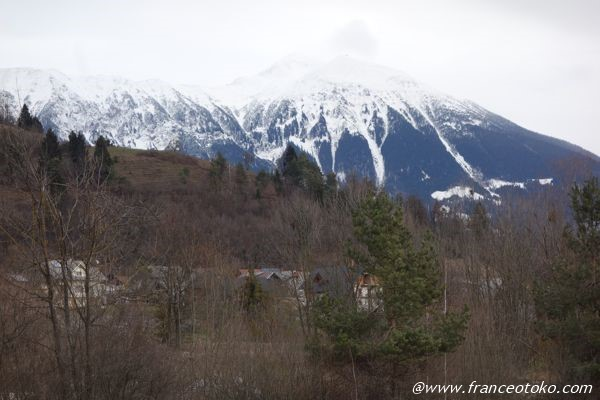 ジュリアアルプス山脈