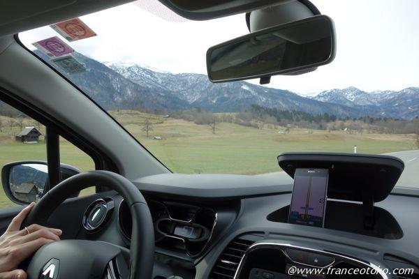 スロベニア ドライブ