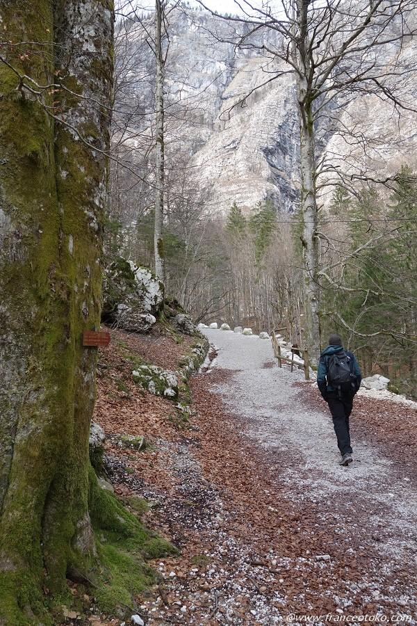 スロベニア 秘境