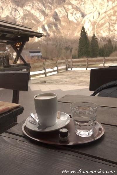 スロベニア カフェ