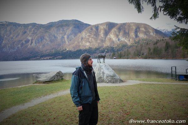 ボヒン湖 スロベニア