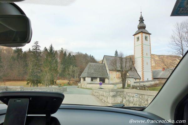 スロベニア 教会
