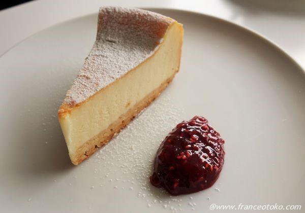 ディアンドデパートメント チーズケーキ