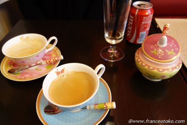 山茶花 パリ