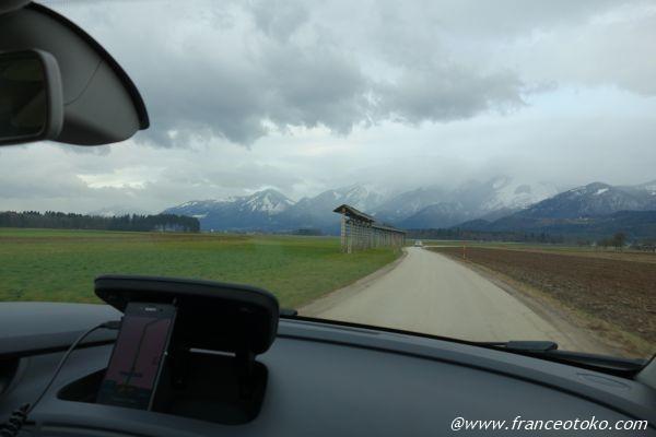 スロベニア 道路