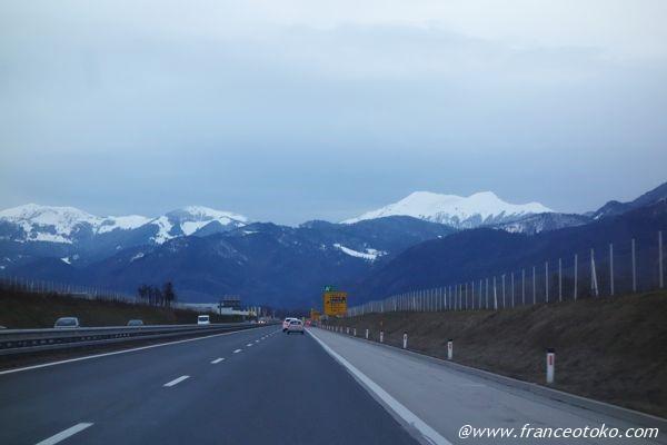 スロベニア 山