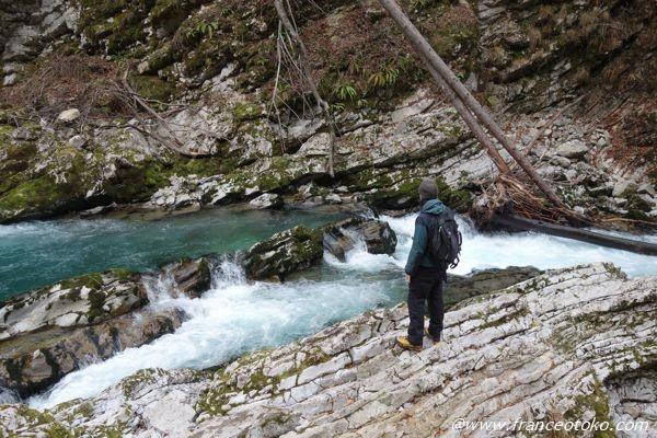 ヴィントガル峡谷 スロベニア観光