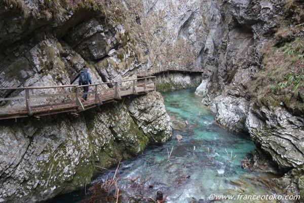 ジュリア・アルプス山脈 スロベニア