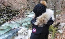 カナダグースのレディースコートは冬旅必須アイテム☆