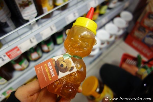 ハチミツ クマ
