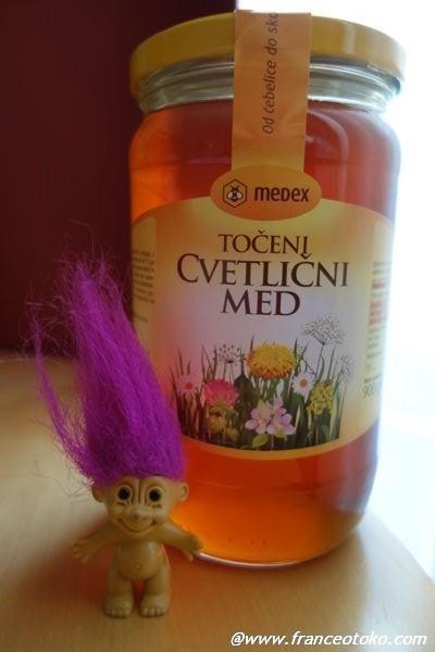 スロベニア ハチミツ