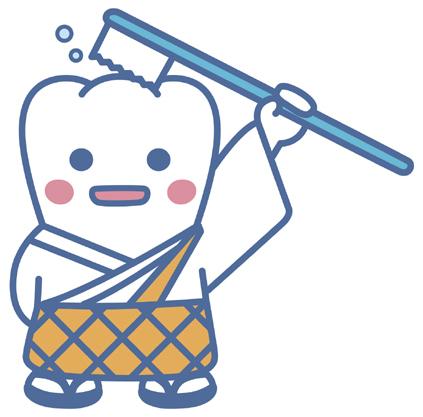 歯科 キャラ