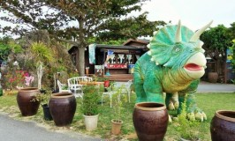 カフェくるくまで沖縄いるのに最高おいしいタイ料理