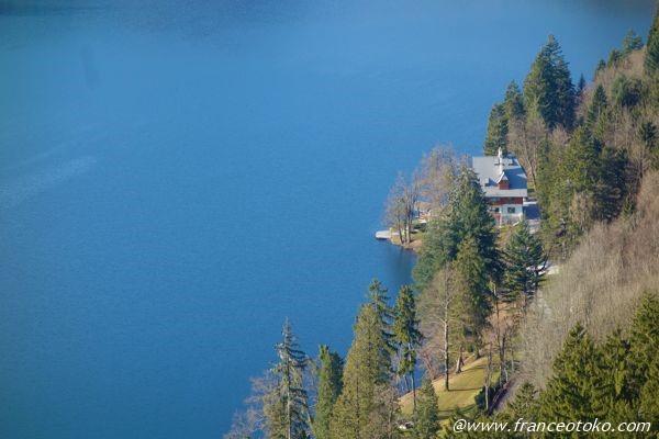 スロベニア 湖