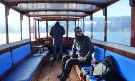 日仏両想いスロベニア・ブレッド湖畔観光記