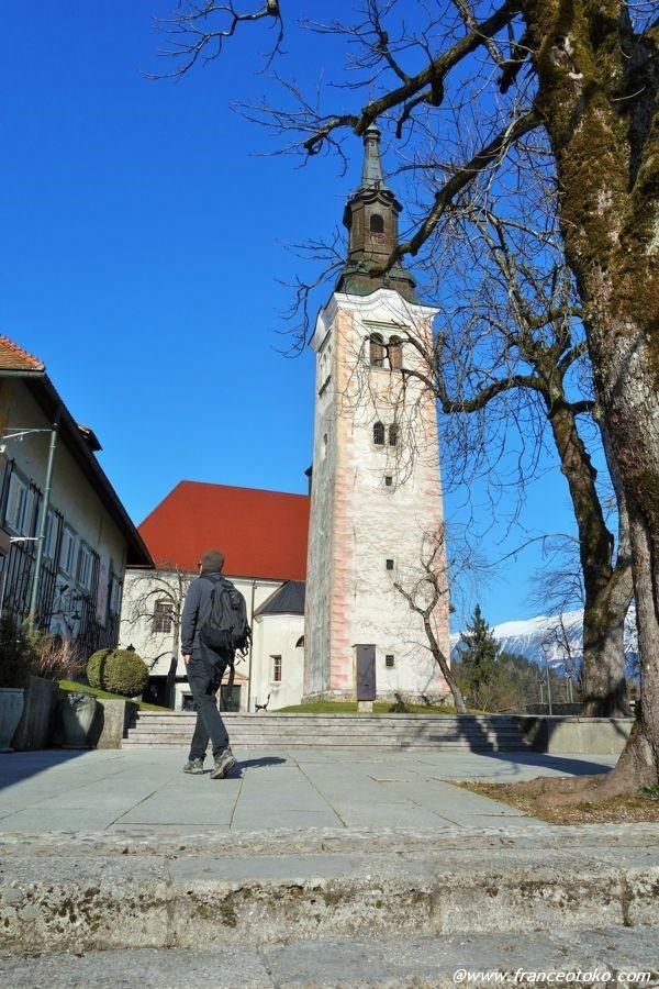 聖マリア教会 ブレッド