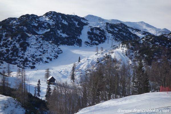 スロベニア スキー場