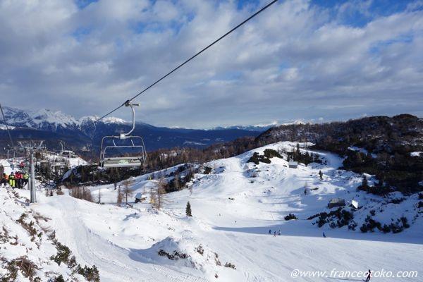 スキー ヨーロッパ