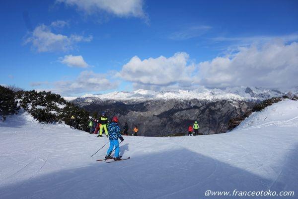 スロベニア ヴォーゲル スキー
