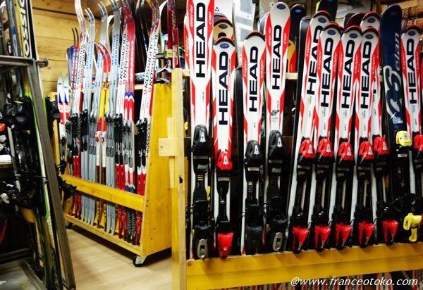 スロベニア スキーレンタル