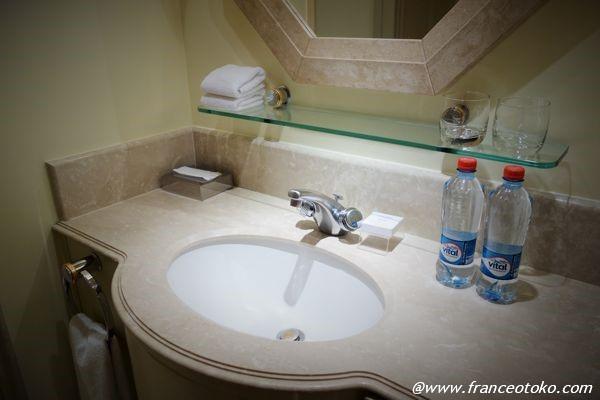 ホテル 洗面台