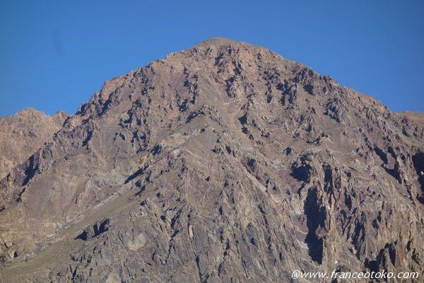 マイポ 山