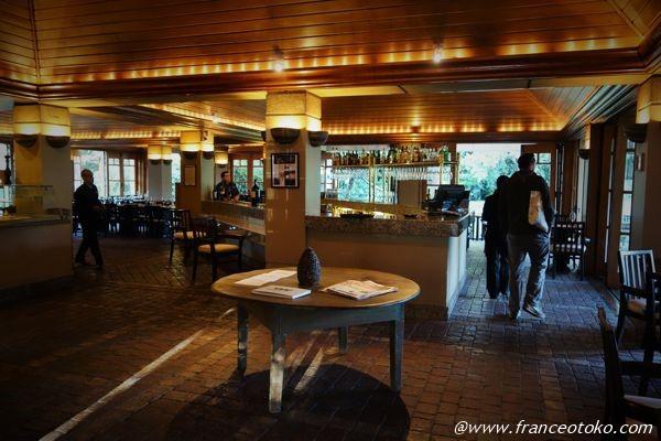 サンティアゴ レストラン