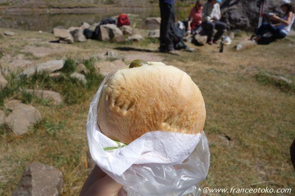 チリ サンドイッチ
