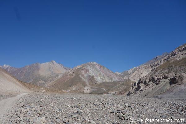 火山 チリ
