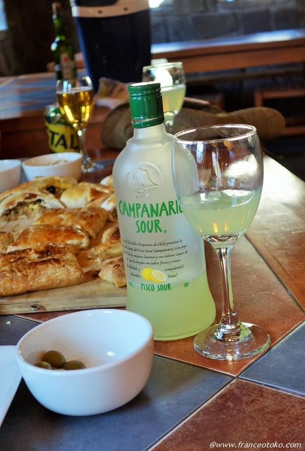 チリ レモン 酒