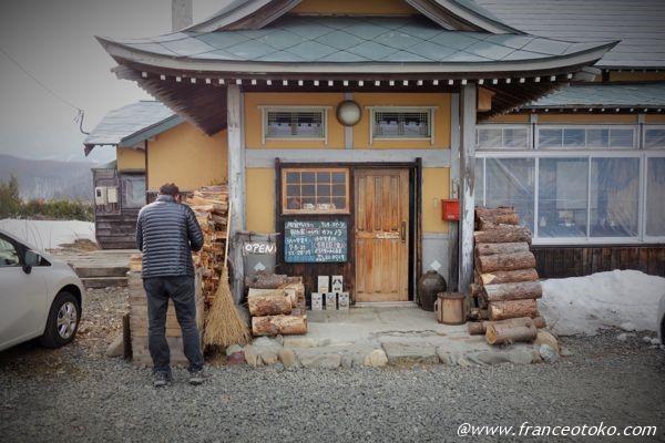 ノラカフェ 富良野