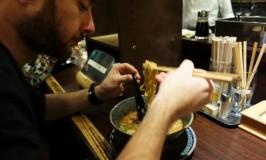 ラーメン札幌一粒庵の最高おいしいみそラーメン