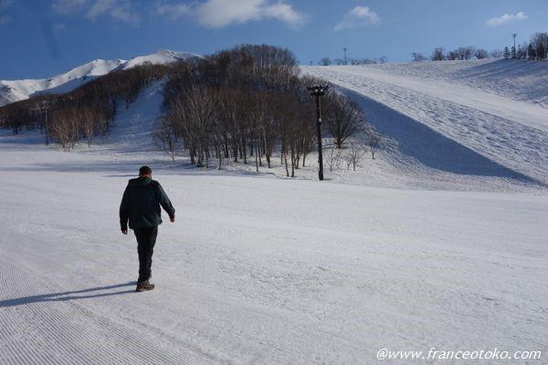 フランス人スキー