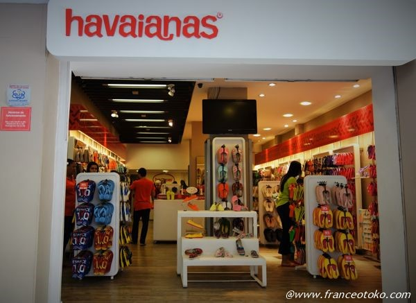 ハワイアナス ブラジル