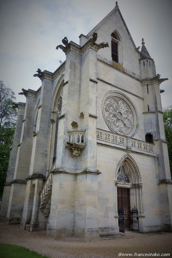 聖マリア礼拝堂 Abbaye de Chaalis