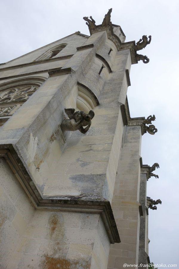 ガーゴイル 教会