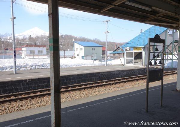 ニセコ 電車