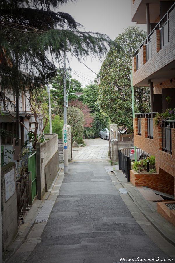 東京 路地